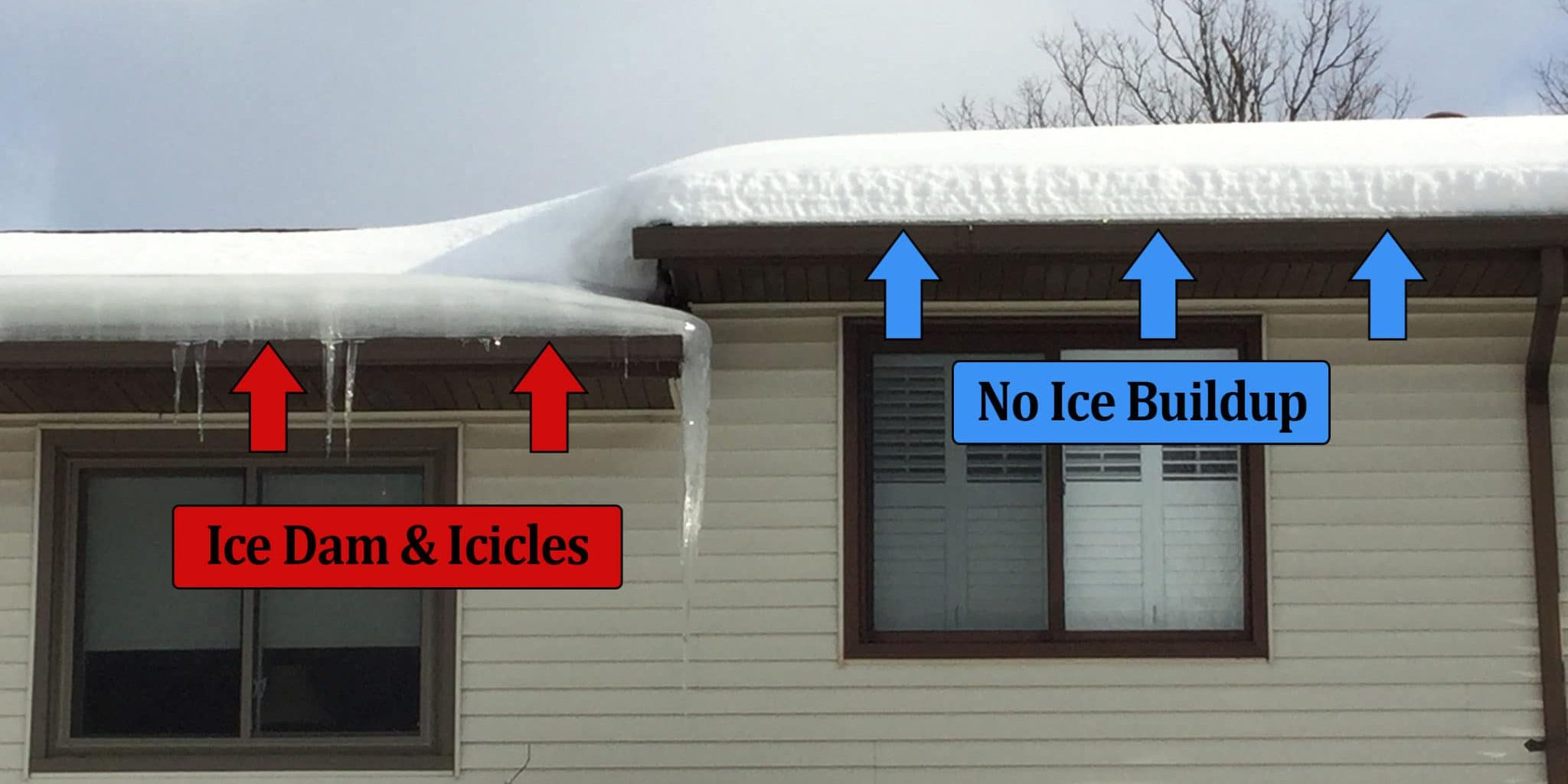 Using Cellulose For Attic Insulation A Side By Side