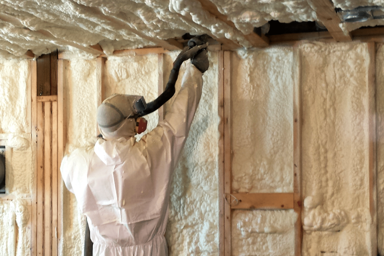 home insulation services | Spray Foam Insulation