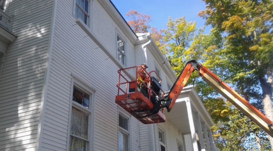 commercial gutter contractors erie pa