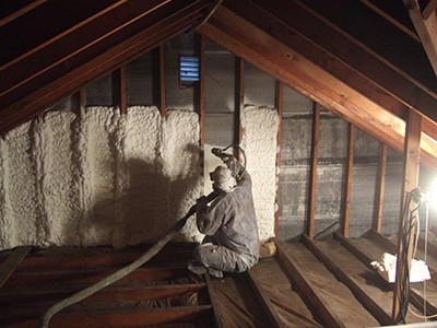 Spray Foam Erie Pa Bauer Specialty Insulation Contractors