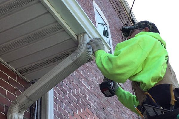 gutter repairs and installations erie pa