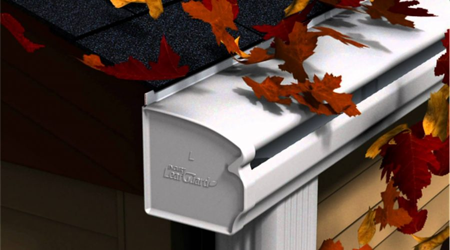 leafguard gutters erie pa