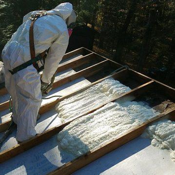 Spray Foam Erie Pa Bauer Specialty Insulation Contractors