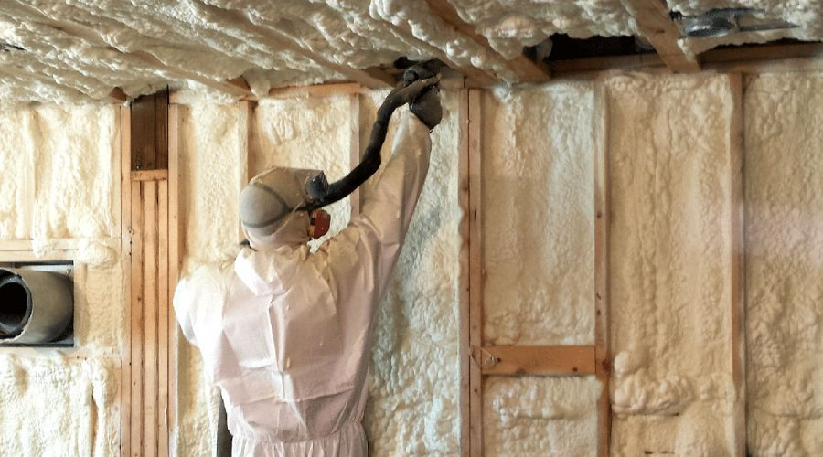 spray foam insulation erie pa
