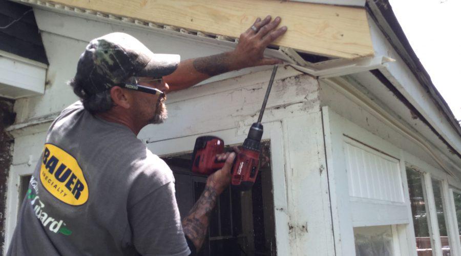 gutter repair contractors erie pa