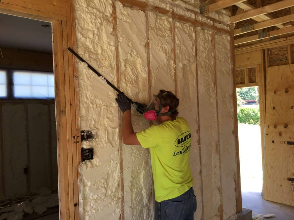 Home Insulation Contractors For Enery Efficiency Bauer