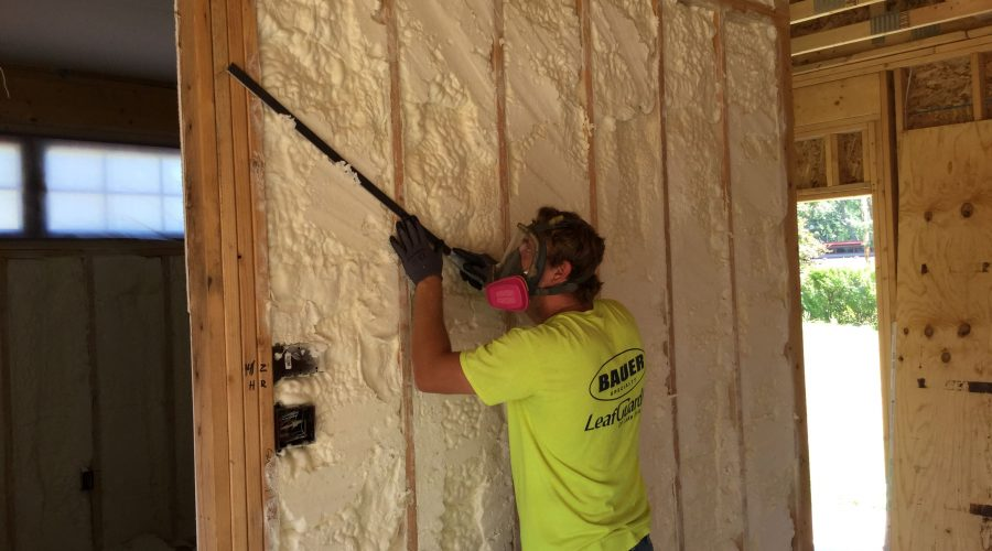 spray foam insulation contractor erie pa