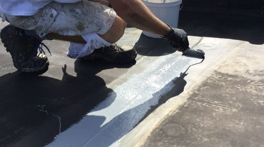roof coating contractors erie pa