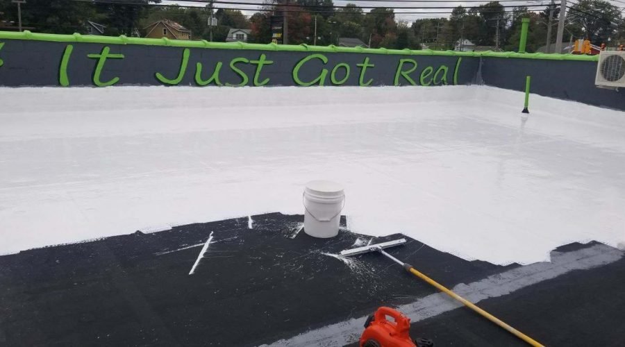 roof coating erie pa