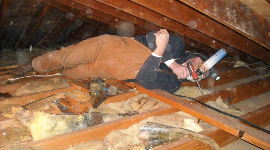 attic insulation erie pa