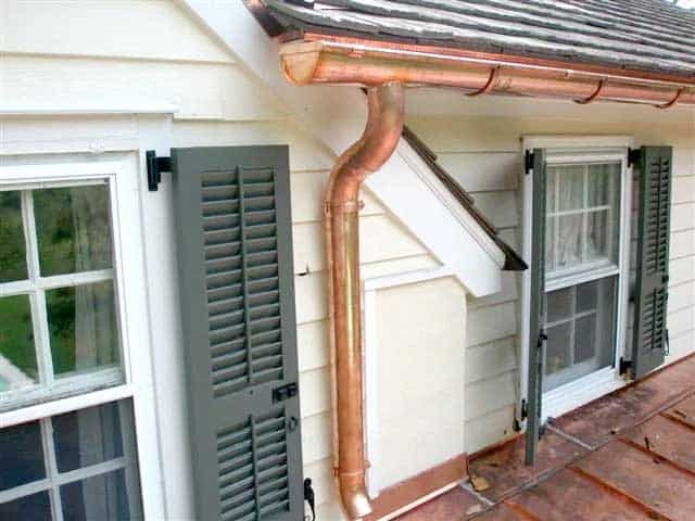 copper gutters erie pa