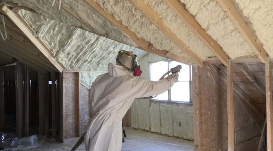 spray foam insulation erie pa