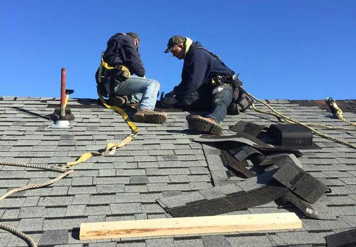 roofing contractors erie pa