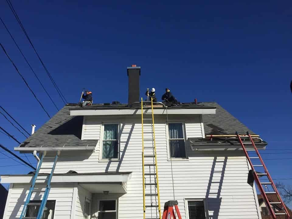 Roofing Contractors Erie Pa Bauer Specialty Roof